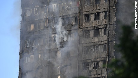 London Grenfell Tower residents raised concerns months before fire