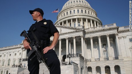How Capitol Police serve beyond the Hill and stopped a 'large-scale massacre'