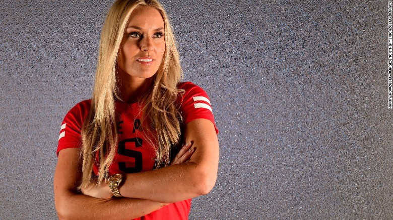 Lindsey Vonn >> How To Train Eat And Sleep Like An Olympic Champion Cnn