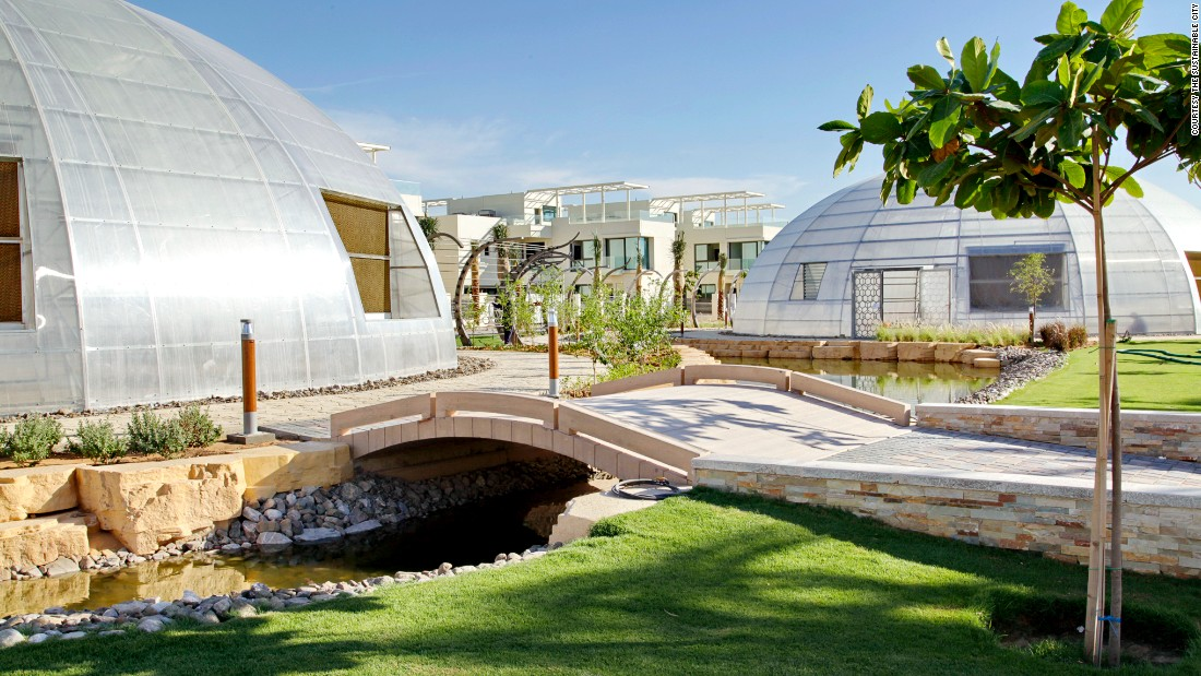 Is Off Grid Living The Future For Dubai Cnn Style