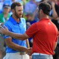 dustin johnson jon rahm