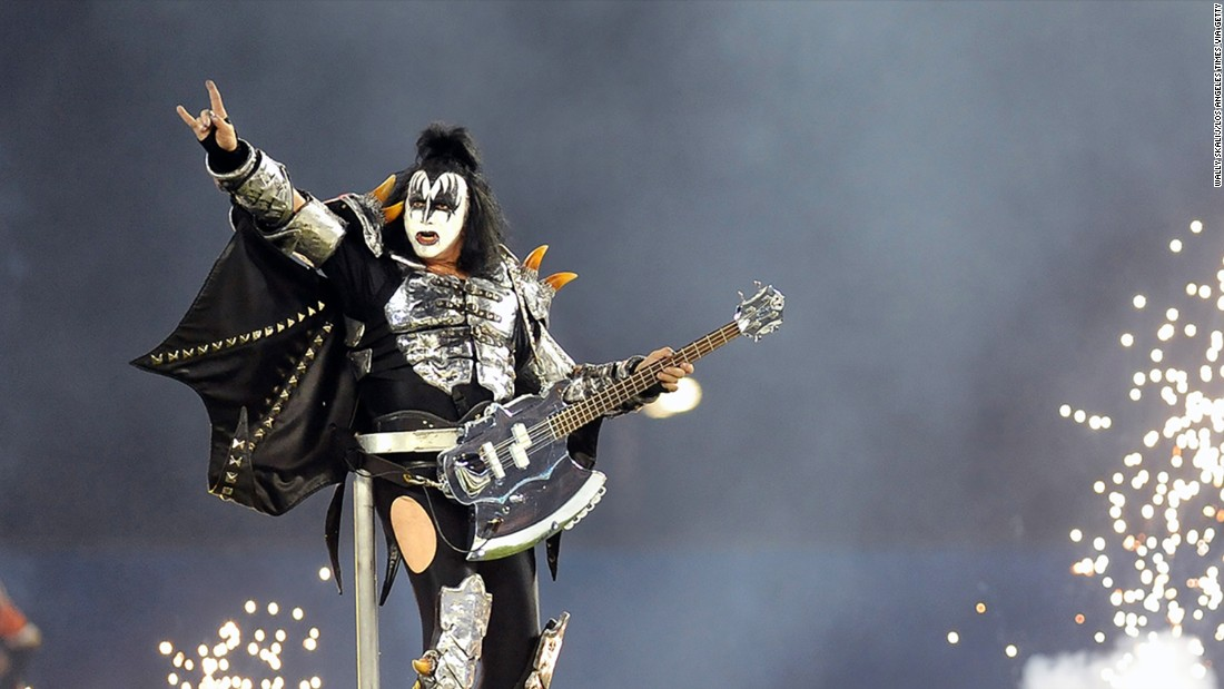 Gene Simmons attempts to trademark love