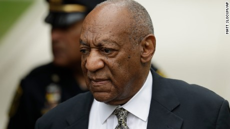 Jurors in Bill Cosby's trial say they are deadlocked