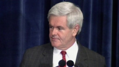Gingrich in 1998 'sickened' by Starr critics