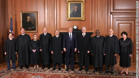 The Supreme Court held a special sitting on June 15, 2017, for the formal investiture ceremony of Associate Justice Neil M. Gorsuch.