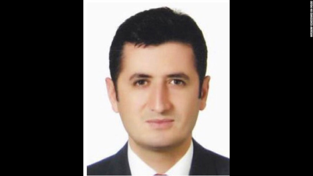 Turgut Akar is on the suspect list issued following clashes outside the Turkish ambassador's residence in Washington, D.C in May. Akar is a Turkish security officer.
