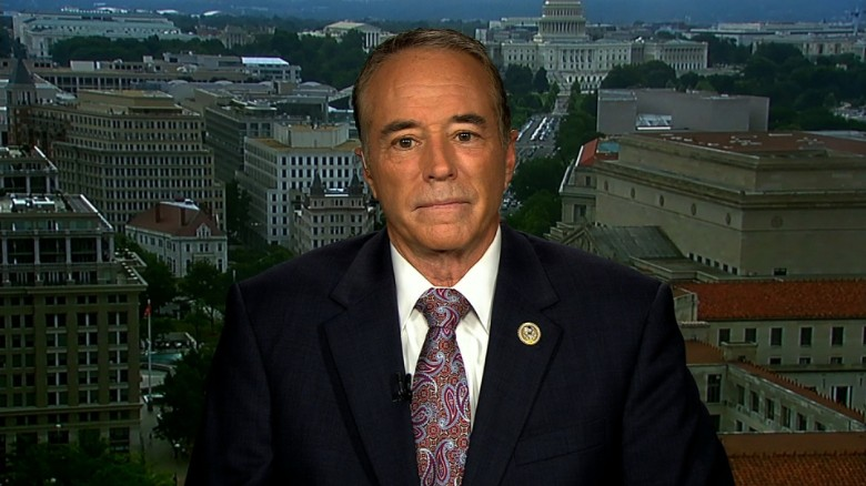 Rep. Collins: I will carry gun after attack