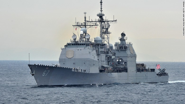 Report: Low morale on ship monitoring N. Korea