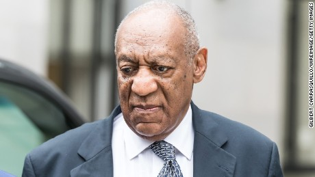 NORRISTOWN, PA - JUNE 16:  Actor Bill Cosby arrives at Montgomery County Courthouse as Bill Cosby Trial Continues After Defense Rests on June 16, 2017 in Norristown, Pennsylvania.  (Photo by Gilbert Carrasquillo/WireImage)