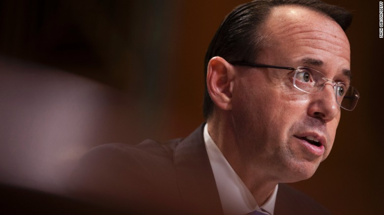 Rosenstein warns against anonymous sources