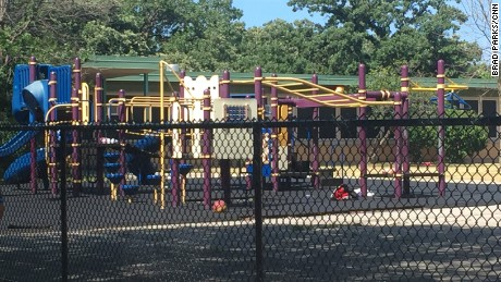 The shooting occurred on the playground as students attended an end-of-the-year picnic.
