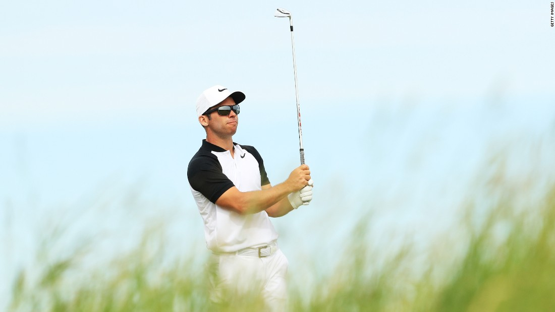 England's Paul Casey maintained his momentum from day one to card a 71 for seven under overall and in a four-way share of the lead.