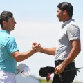 US Open day two rory mcilroy Jason Day