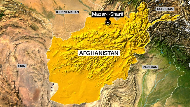 Afghan soldier opens fire on US troops