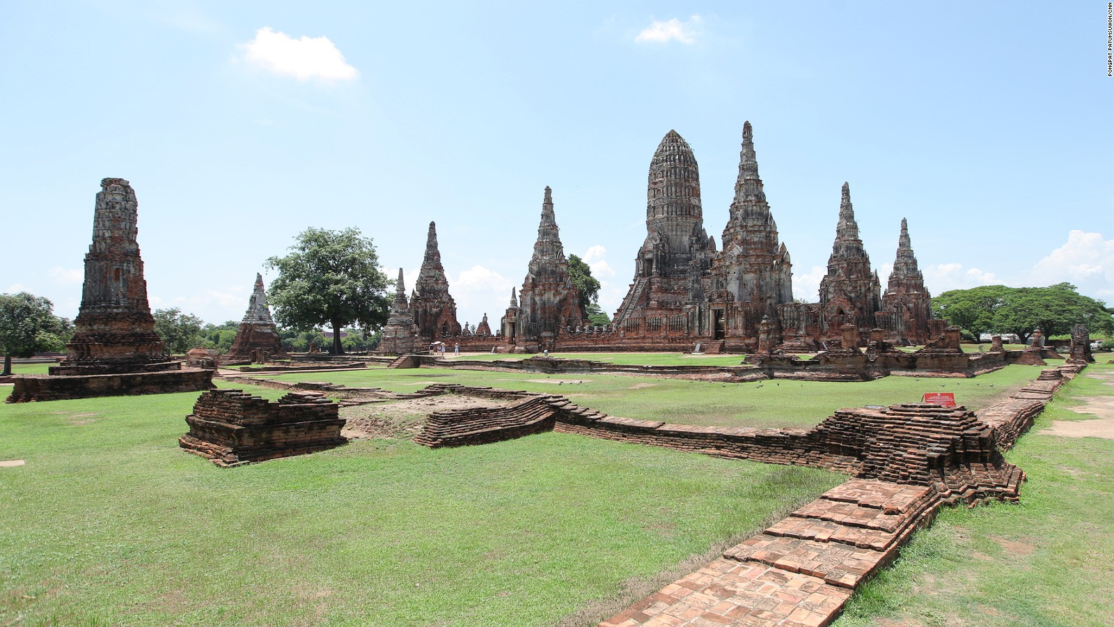 Trip to Ayutthaya recalls glory days of old Siam | CNN Travel