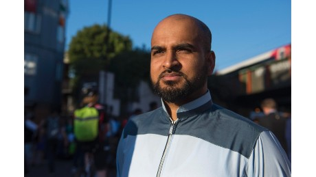 """We have seen a rise in Islamophobia ... as a result of all the terror attacks,"" said 34-year-old Sultan, whose relative was injured at Finsbury Park Mosque. ""Our mothers and sisters who go out about their daily lives, they are easily recognizable because they have the hijab and Islamic attire. They become easy targets."""