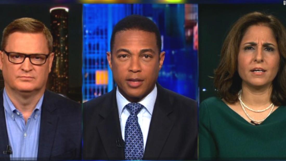 Lemon: Let me in or I'll end the segment - CNN Video