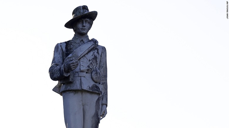 Confederate monument in Tampa will stay put