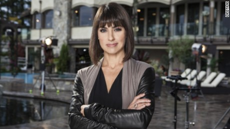 Constance Zimmer as Quinn on 'UnReal.'