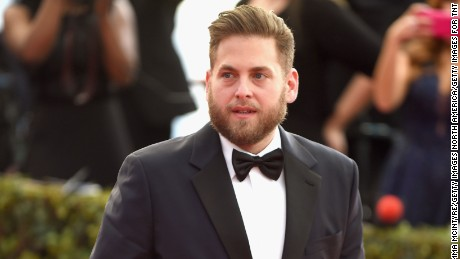 LOS ANGELES, CA - JANUARY 29:  Actor Jonah Hill attends The 23rd Annual Screen Actors Guild Awards at The Shrine Auditorium on January 29, 2017 in Los Angeles, California. 26592_016  (Photo by Emma McIntyre/Getty Images for TNT)