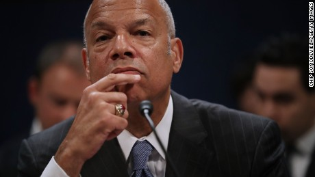 Ex-DHS Chief testifies on Russia meddling