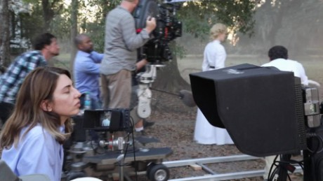 Behind the scenes of Sofia Coppola's 'The Beguiled'