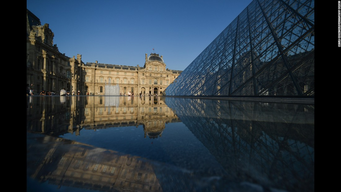 "<strong>Paris:</strong> In 2016, the Louvre Museum was the third <a href=""http://edition.cnn.com/travel/article/most-popular-museums-world-2016/index.html"">most-visited museum</a> in the world, receiving 7.4 million visitors."