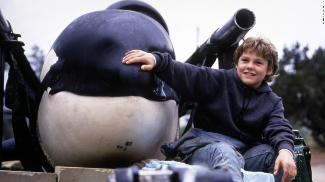 "<strong>""Free Willy"":</strong> Jason James Richter stars as a boy who befriends an orca in this family-friendly classic. <strong>(Netflix) </strong>"