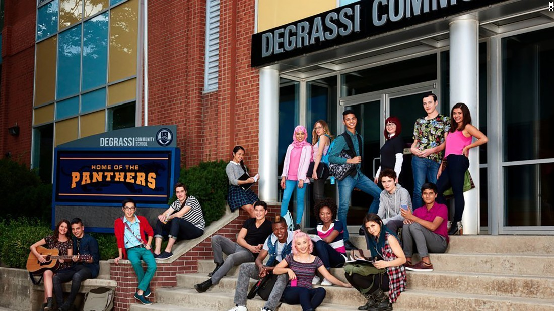 "<strong>""Degrassi: Next Class"" Season 4</strong>: Hang out with your favorite students in a school that never lacks for drama. <strong>(Netflix)</strong>"