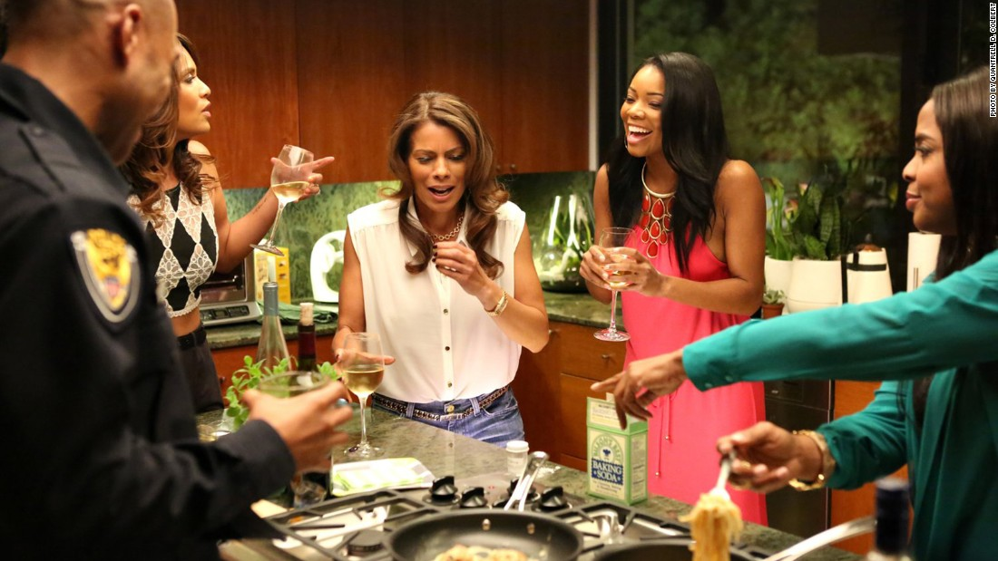 "<strong>""Being Mary Jane"" Season 4:</strong> Lisa Vidal and Gabrielle Union star in this series about the life, love and career of an African- American journalist. <strong>(Netlfix) </strong>"