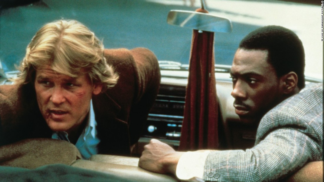 "<strong>""48 Hours"":</strong> Nick Nolte and Eddie Murphy star as a convict and a police officer who team up to catch a cop killer. <strong>(Amazon Prime, Hulu)</strong>"