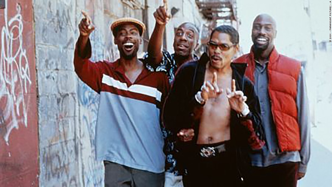 "<strong>""Pootie Tang"": </strong>Chris Rock, J.B. Smoove, Lance Crouther and Mario Joyner star in this comedy based on a sketch from Rock's TV show about a ghetto folk hero. <strong>(Amazon Prime, Hulu) </strong>"
