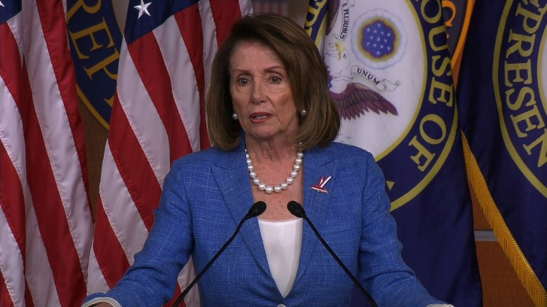 Pelosi: I thrive on competition