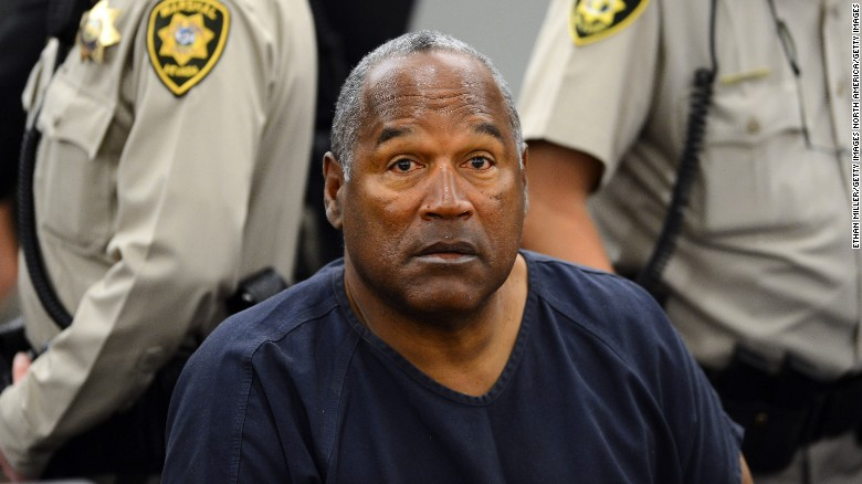 O.J. Simpson: Football legend to Nevada prisoner