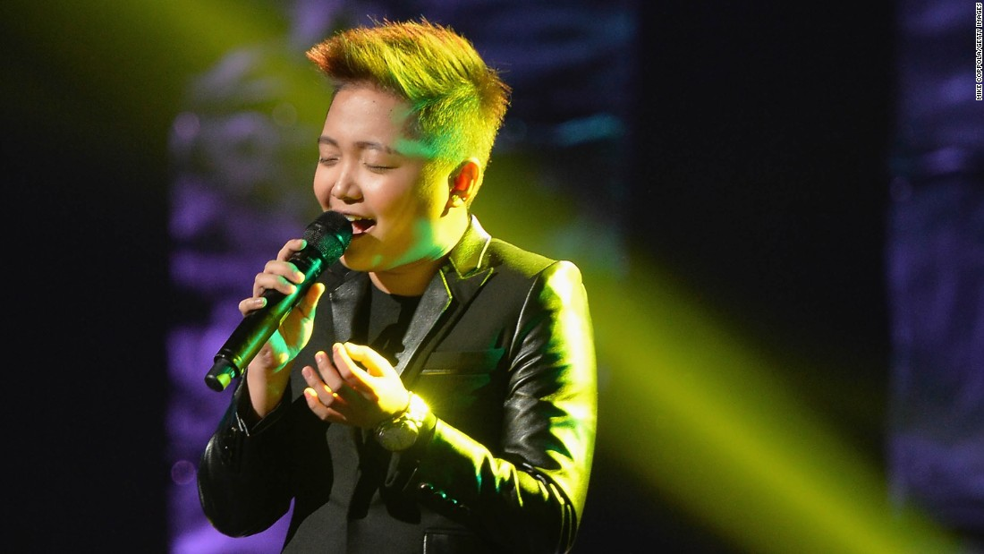 "In June, the artist formerly known as Charice Pempengco reintroduced himself to the world as Jake Zyrus. <a href=""http://www.cnn.com/2015/05/21/entertainment/charise-new-look-feat/index.html"" target=""_blank"">The singer debuted a new look</a> in 2015 after <a href=""http://people.com/tv/charice-pempengco-addresses-gender-and-sexuality-to-oprah-winfrey/"" target=""_blank"">telling Oprah Winfrey in an interview the year before that ""Basically, my soul is like male."" </a>"