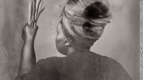 Grenfell Tower victim Khadija Saye's art is now on display at Tate Britain