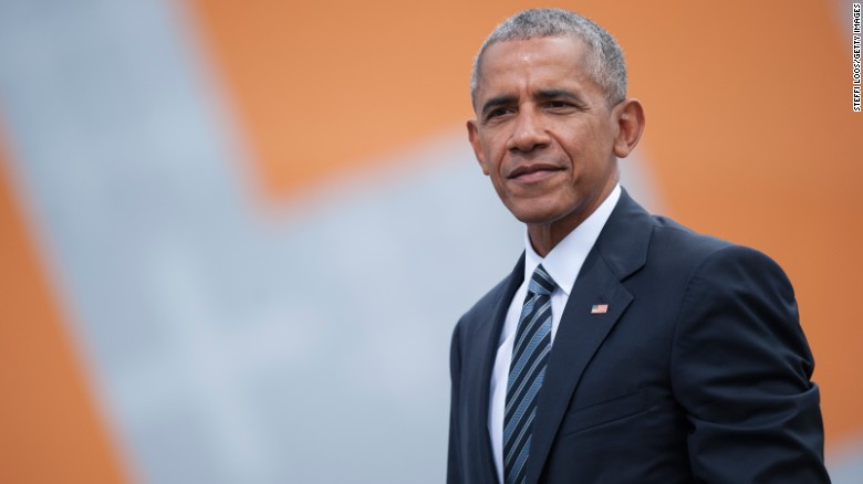 Obama refers to 'absence of US leadership'