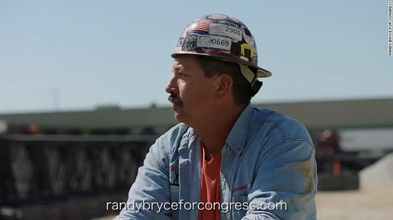 This ironworker wants Paul Ryan's job
