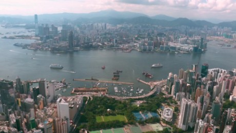 Hong Kong: How the city has changed since 1997