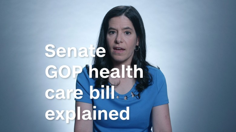 The Senate GOP health care bill explained