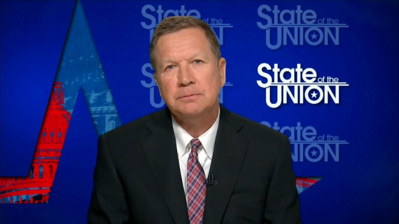 Kasich: Neither party cares about poor people