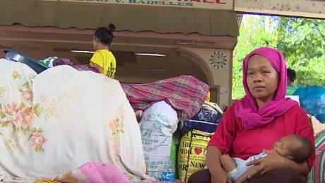 ISIS in Asia: Marawi's displaced people