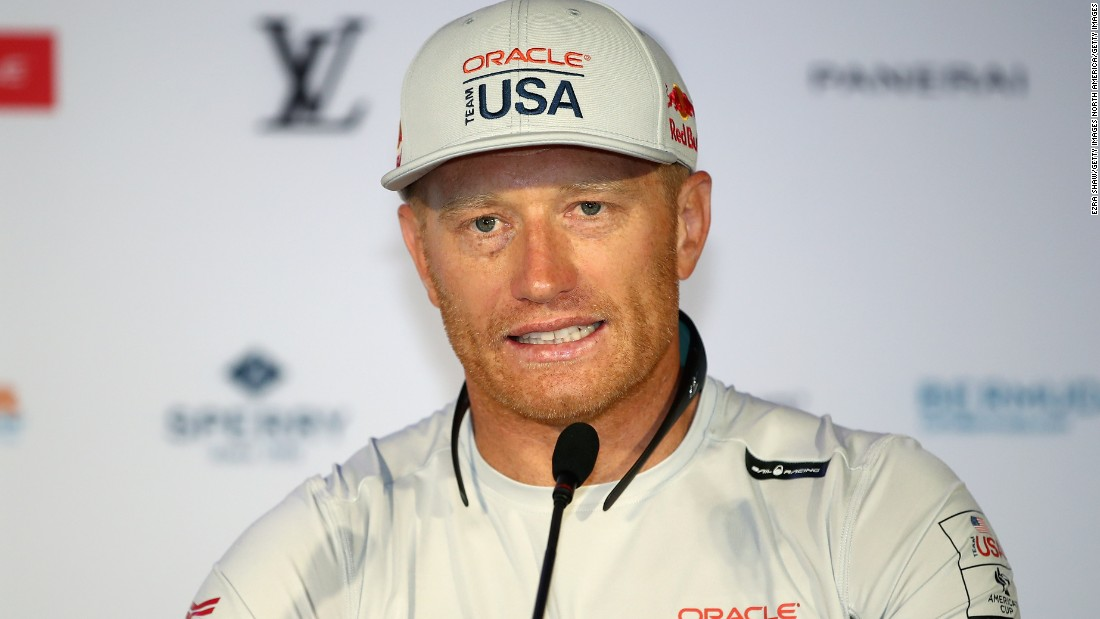 Australian yachtsman Spithill has found himself under increasing pressure with some suggesting he should hand over the helm of the Oracle Team USA boat.