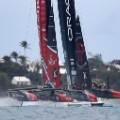 america's cup side by side