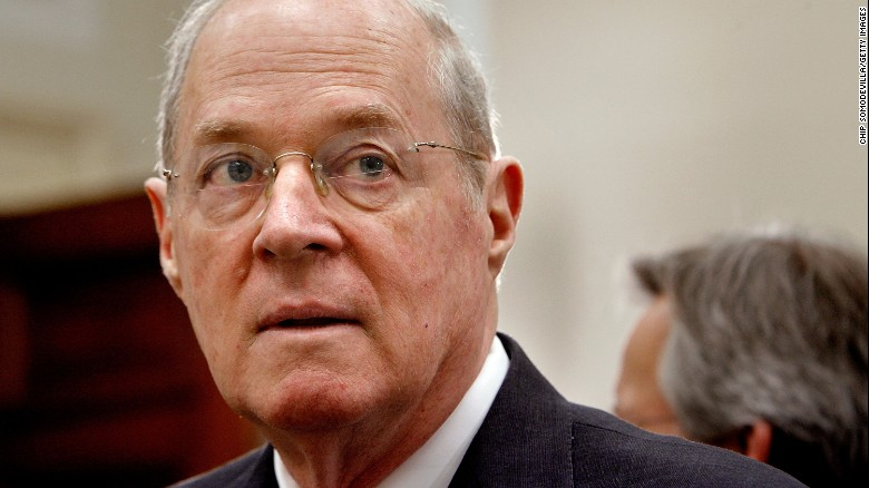 Anthony Kennedy: US supreme court justice to retire
