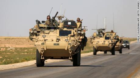 As ISIS retreats, US is set to reveal troop numbers in Syria