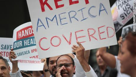 Appeals court says Obamacare individual mandate unconstitutional and sends law back to lower court