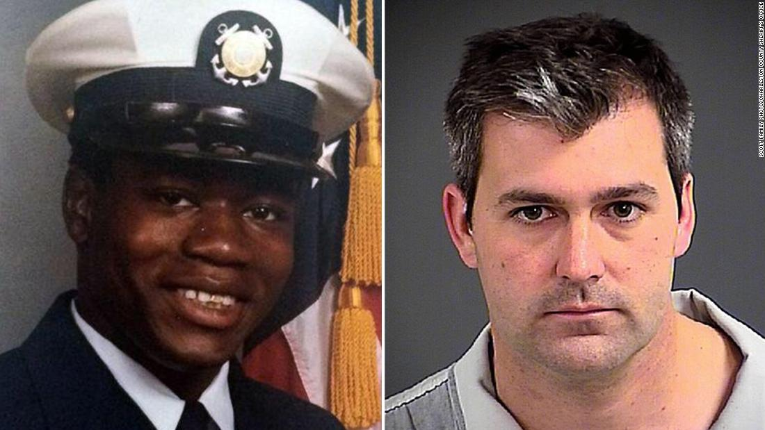 Ex-South Carolina cop Michael Slager gets 20 years for Walter Scott killing