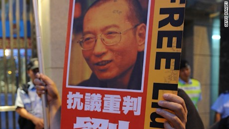 Nobel chief: 'Liu Xiaobo was no criminal'