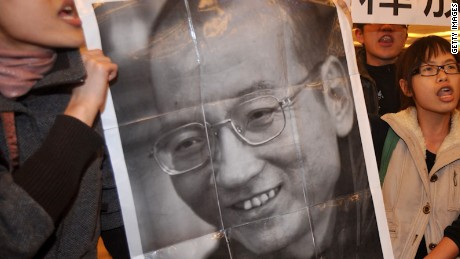 Liu Xiaobo won the Nobel Peace Prize while imprisoned.